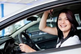 Как выбрать авто девушке?